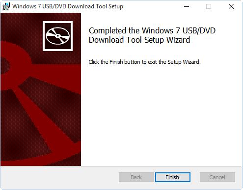 Windows 7 USB-DVD Download Tool Setup 03